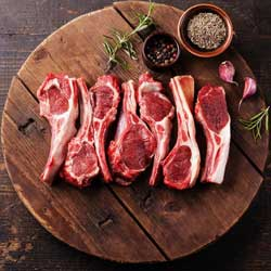 Lamb Ribs and Chops